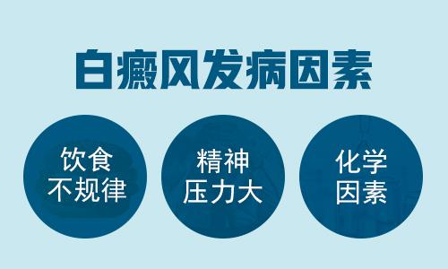 株洲白癜风医院回答白癜风发病因素有哪些